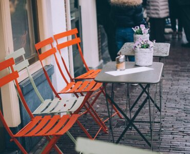 Gartenmöbel, Balkonmöbel ohne Plastik