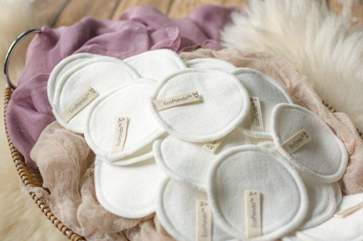 Abschminkpads ohne Plastik