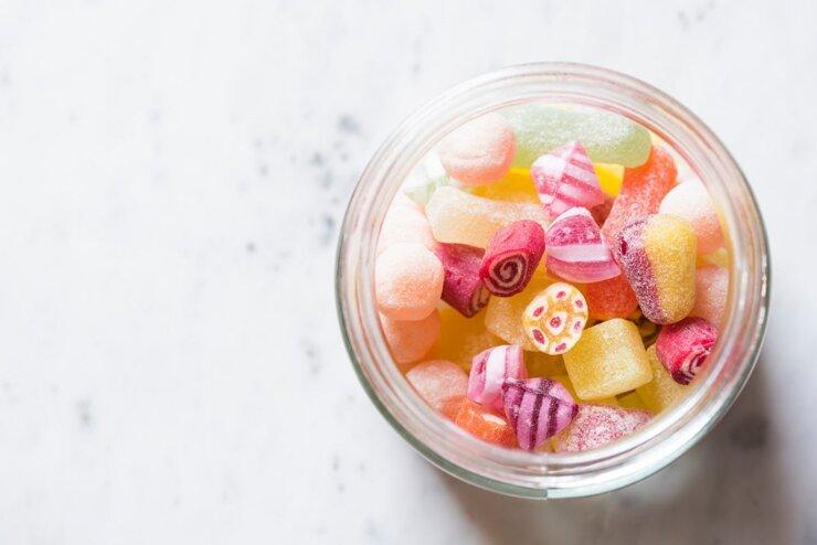Fruchtgummi plastikfrei