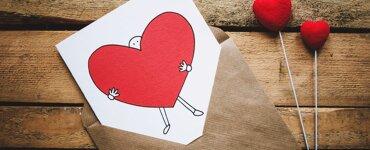 Valentinstag ohne Plastik
