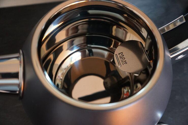 Plastikfreier Wasserkocher von Ottoni Fabbrica